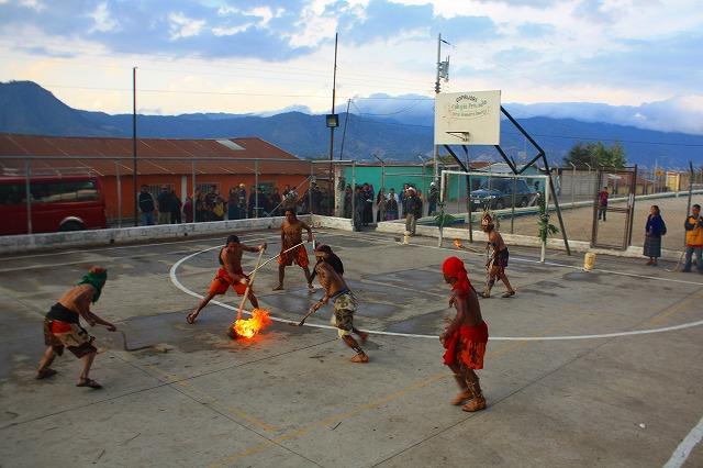 ファイヤーボール・サッカー(グアテマラ)